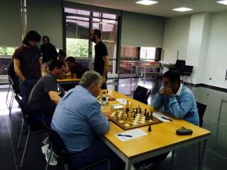 Zornotza-Conteneo Copa Vizcya Ajedrez 2015 IV