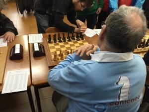 Equipo de Tercera Conteneo JIOrings 2016